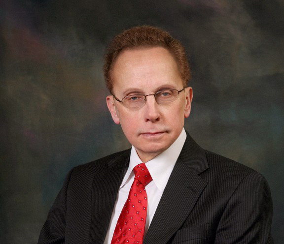 Warren Mayor James R. Fouts
